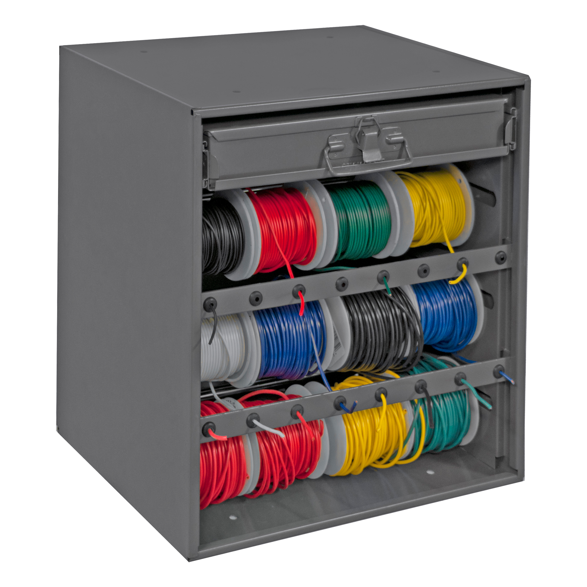 Wire And Terminal Storage Cabinet 6, Cable Box Storage Cabinet