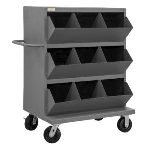Mobile Bin Cart