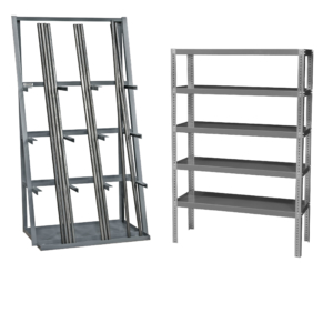 Heavy Duty Shelving and Racks