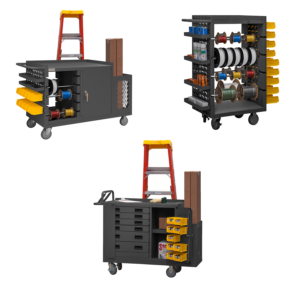 Wire and Maintenance Carts