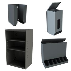 Abrasives Storage